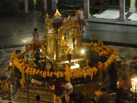 Buddhist place of prayer